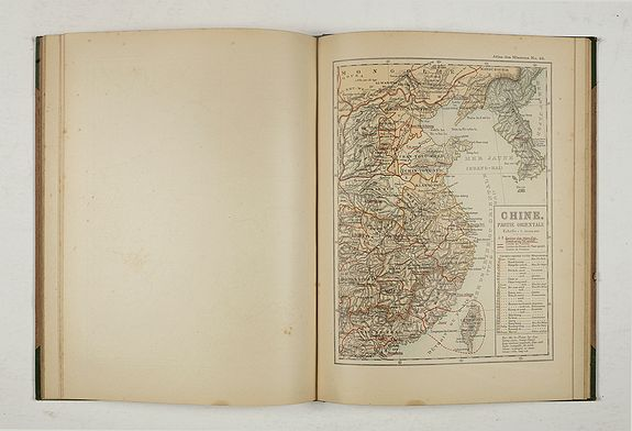 WERNER, R. P. O. -  Atlas des Missions Catholiques.