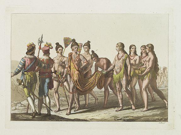 FERRARIO, G. -  [ Chief Regolo ].