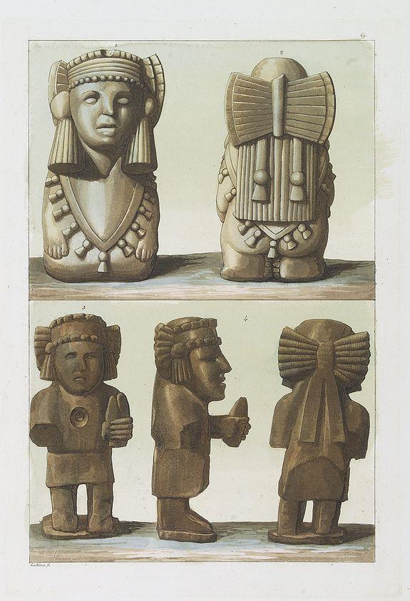 FERRARIO, G. -  [ Azrec Idols ].