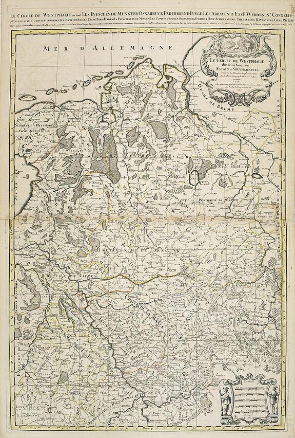 JAILLOT, H. / MORTIER, P. -  Le Cercle de Westphalie . . .