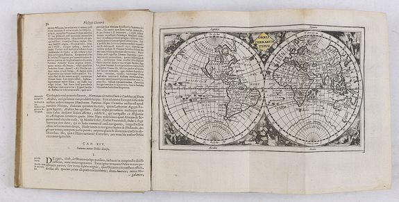 CLUVERIUS, P. -  Introductio in universam geographiam tam veterem, quám novam... et tabulis geographicis aucta studio & operâ Johannis Bunonis. . .