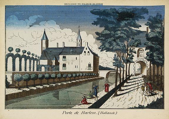 MONDHARD -  Porte de Harlem (Heemstede/Haarlem)