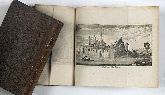 CANTILLON, Heer de. -  Vermakelykheden van Brabant, en deszelfs onderhoorige Landen… (2 volumes)