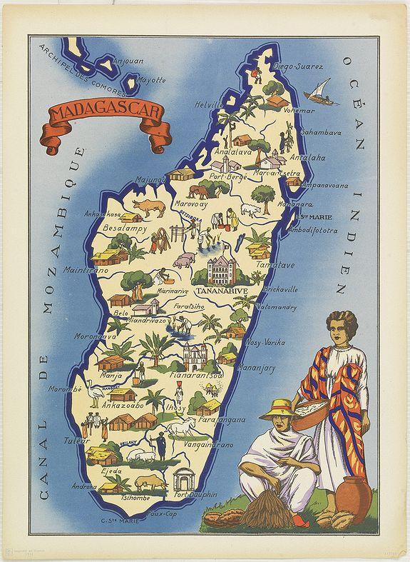 JYLBERT. -  Madagascar.