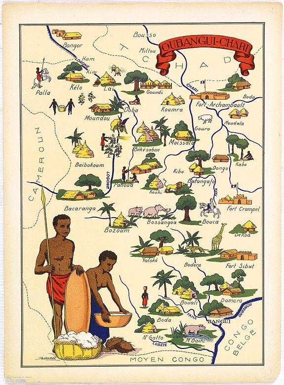 JYLBERT -  Oubangui-Chari.