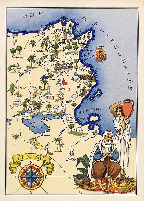 JYLBERT -  Tunisie.