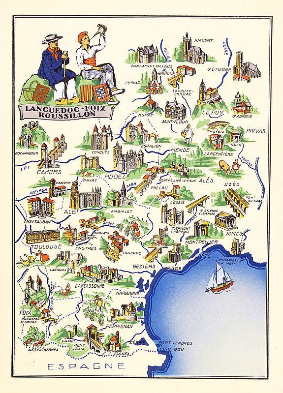 JYLBERT -  Languedoc - Foix Roussillon.