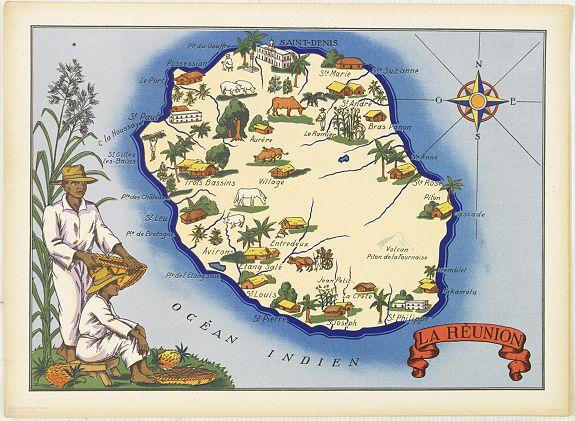 JYLBERT -  La Réunion.