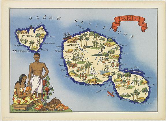 JYLBERT - Tahiti.