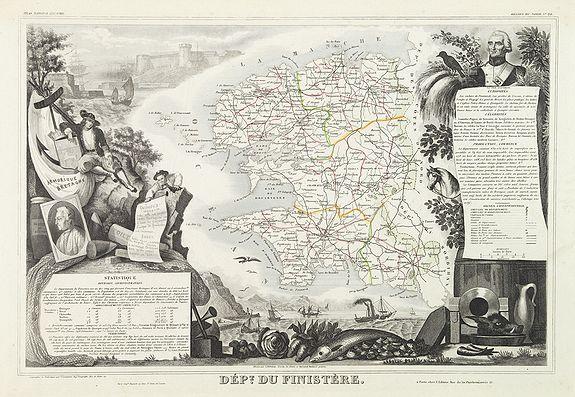 LEVASSEUR, V. -  Dept du Finistère.