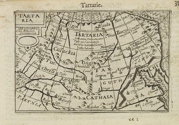 LANGENES, B. -  Tartaria.