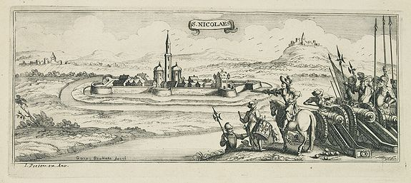 BOUTTATS, G. -  S. Nicolaes.