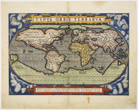 Hand Colouring Of Antique Maps - Antique maps amsterdam