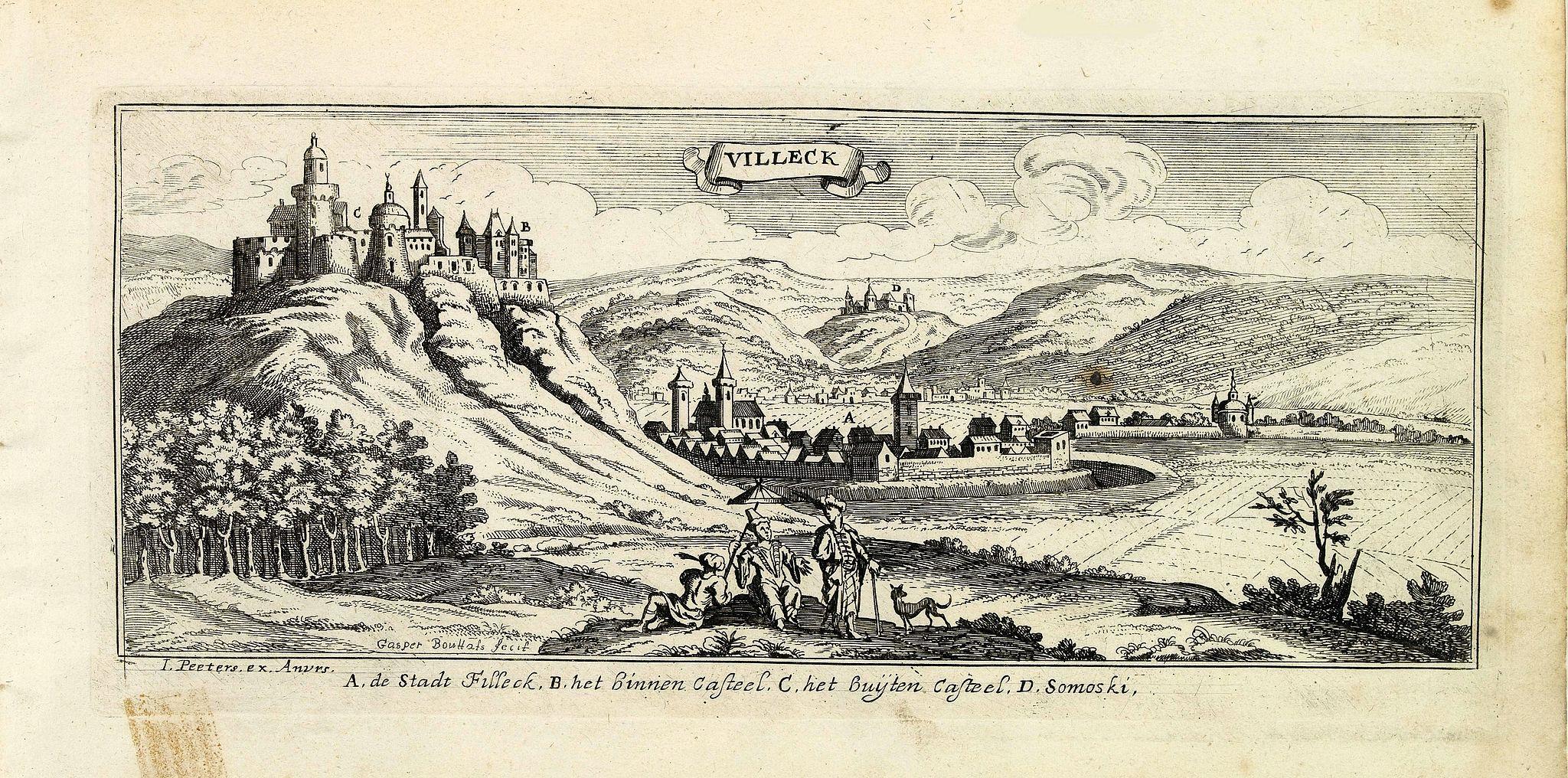 PEETERS, J. / BOUTTATS, G. -  Villeck. (Filakovo)