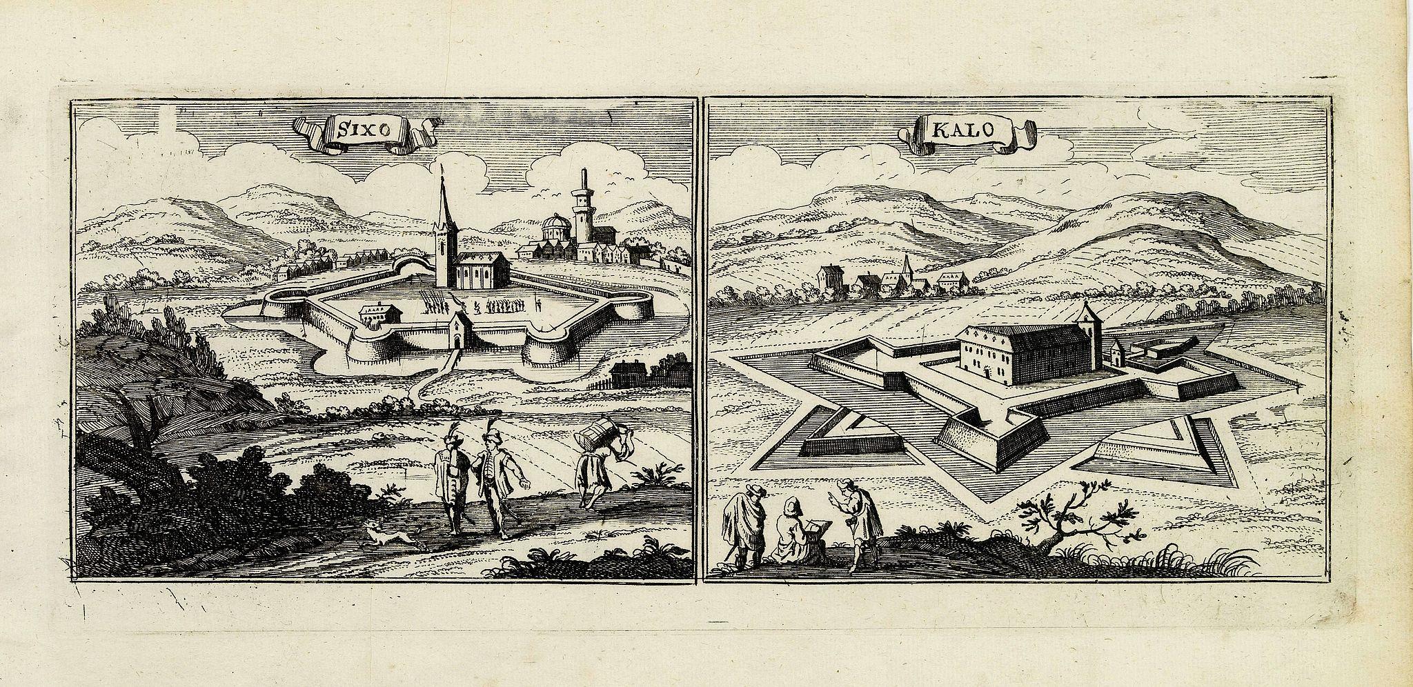 PEETERS, J. / BOUTTATS, G. -  Sixo / Kalo. (Szikszo and Nagycallo)