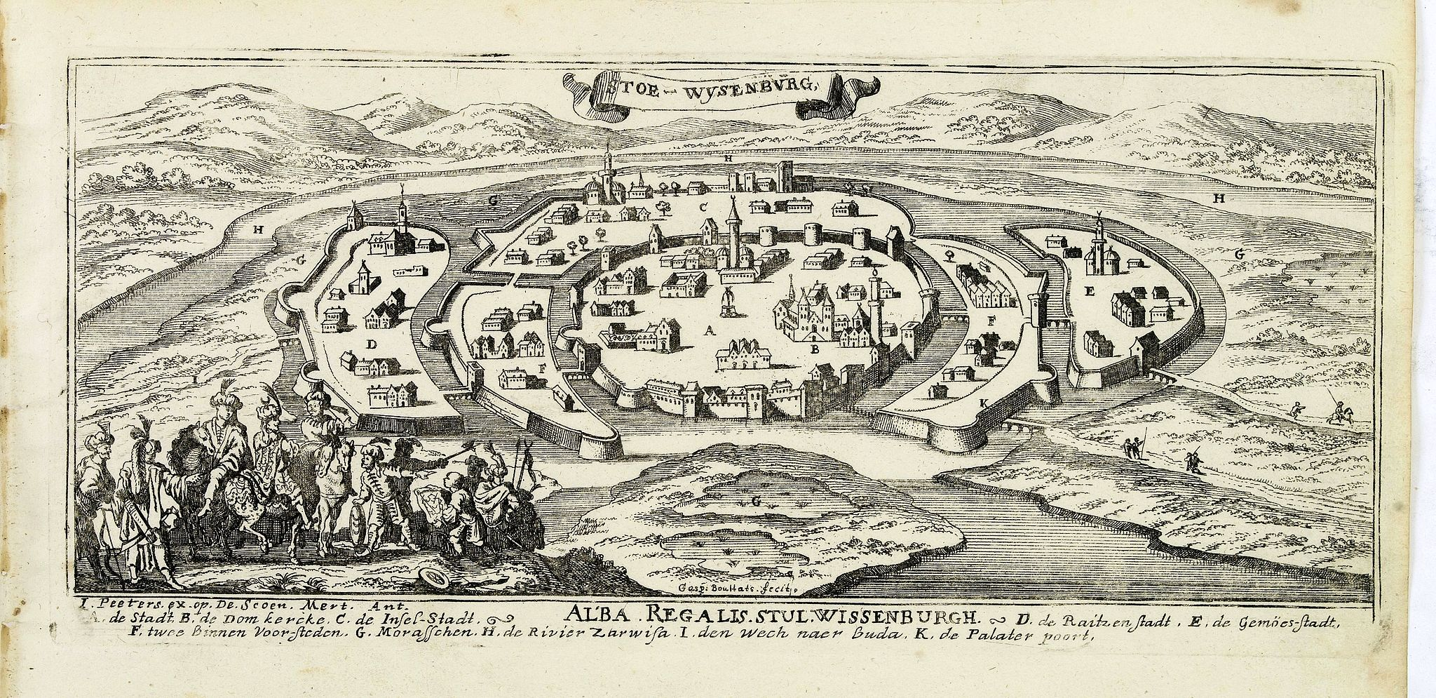 PEETERS, J. / BOUTTATS, G. -  Stoe-Wysenburg.