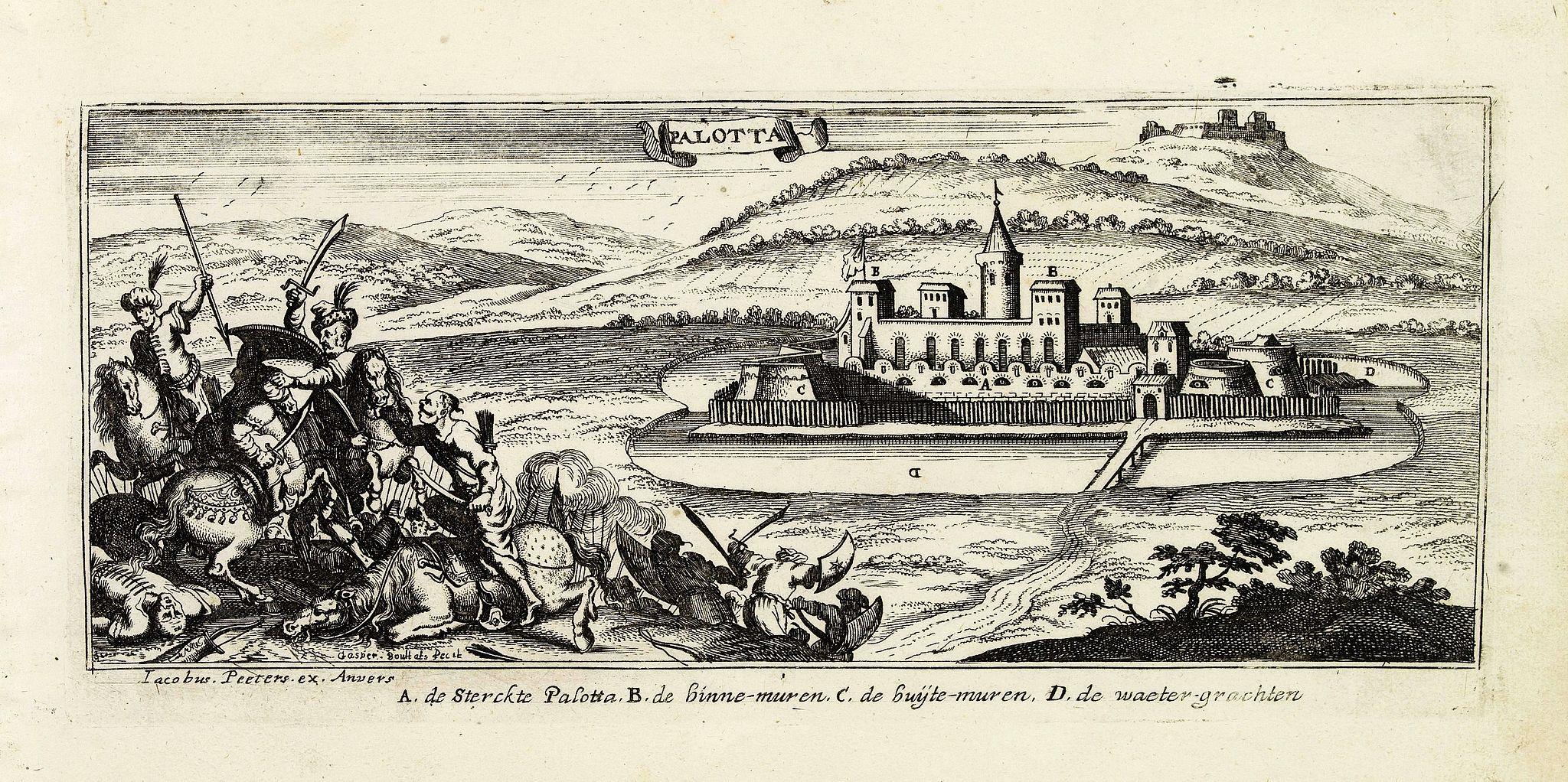 PEETERS, J. / BOUTTATS, G. -  Palotta.