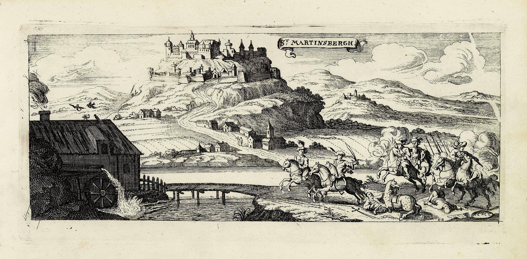 PEETERS, J. / BOUTTATS, G. -  St Martinsbergh.