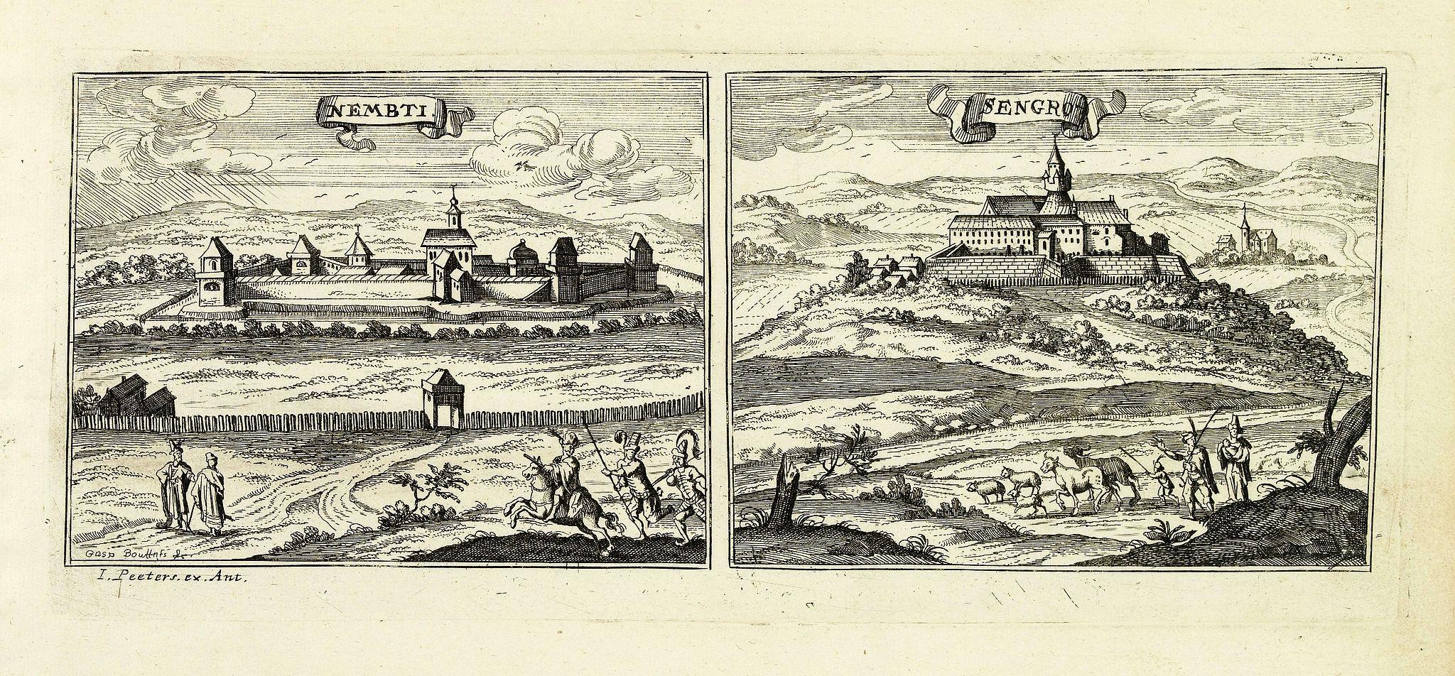 PEETERS, J. / BOUTTATS, G. -  Nembti / Sengrot.
