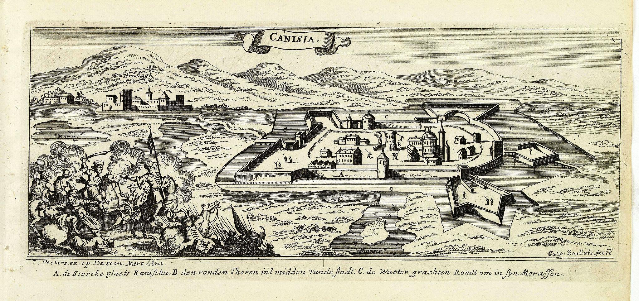 PEETERS, J. / BOUTTATS, G. -  Canisia.