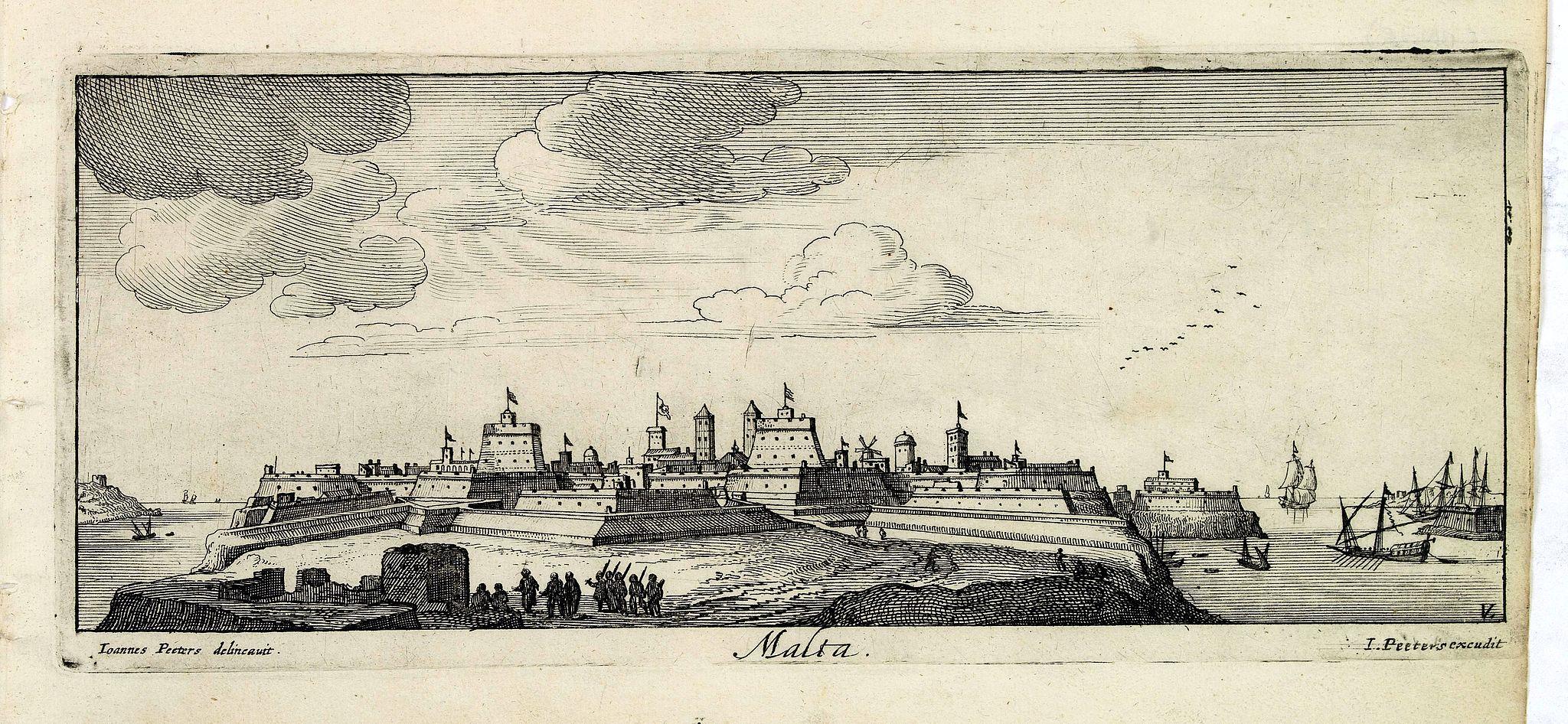 PEETERS, J. / VOSTERMANS II, L. -  Malta.