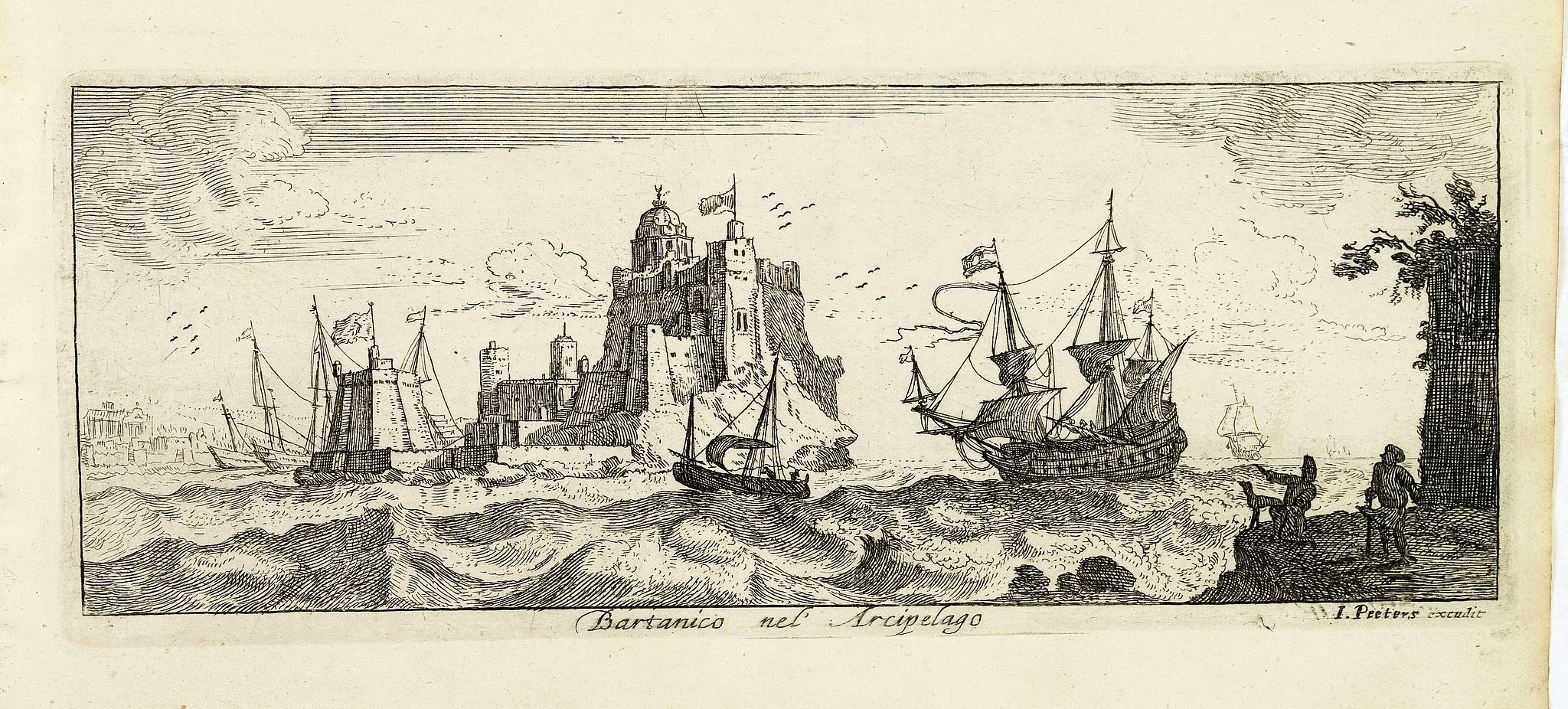 PEETERS, J. / VOSTERMANS II, L. -  Bartanico nel Arcipelago. (Bartanico)