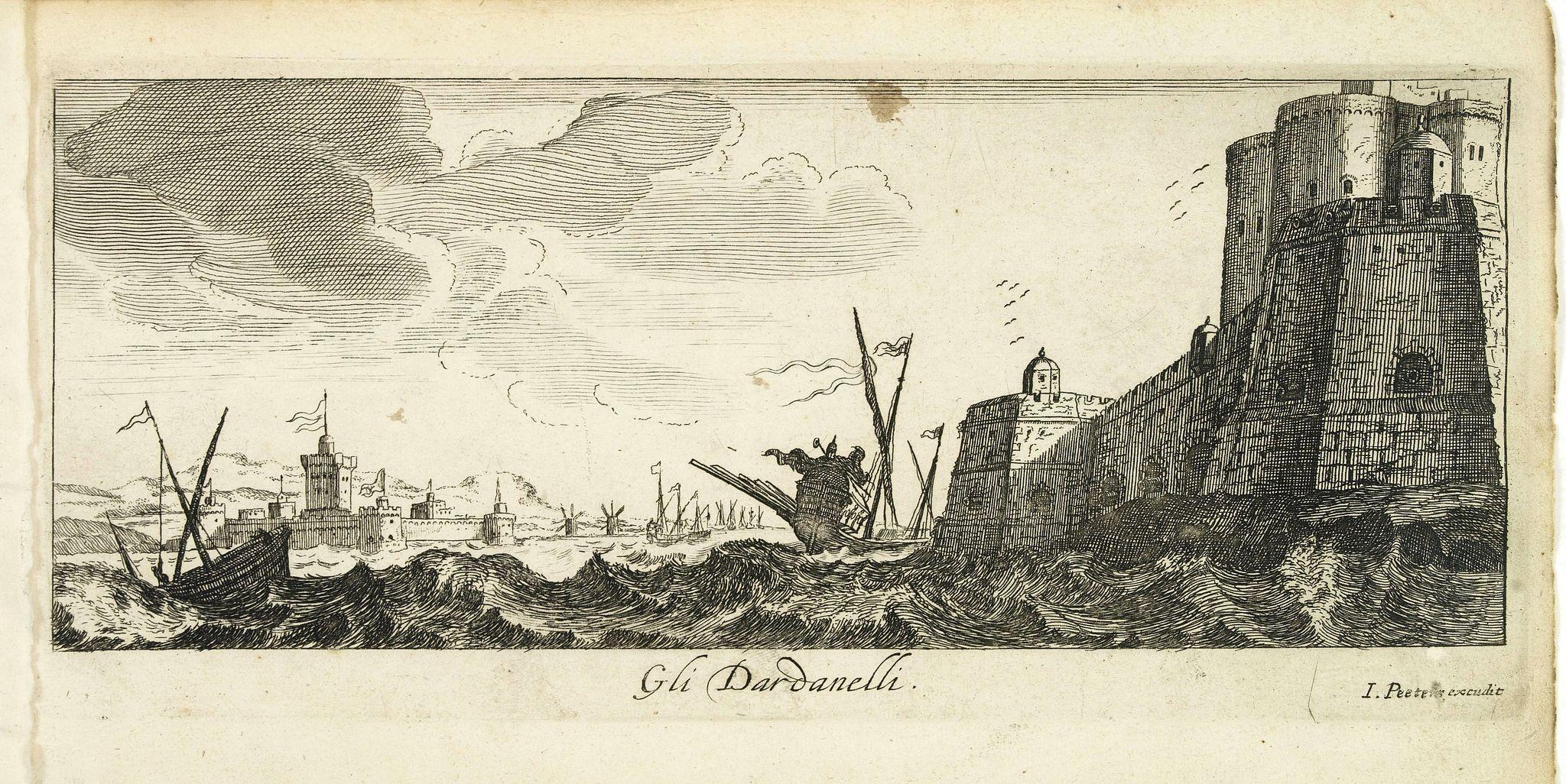 PEETERS, J. / BOUTTATS, G. -  Gli Dardanelli.