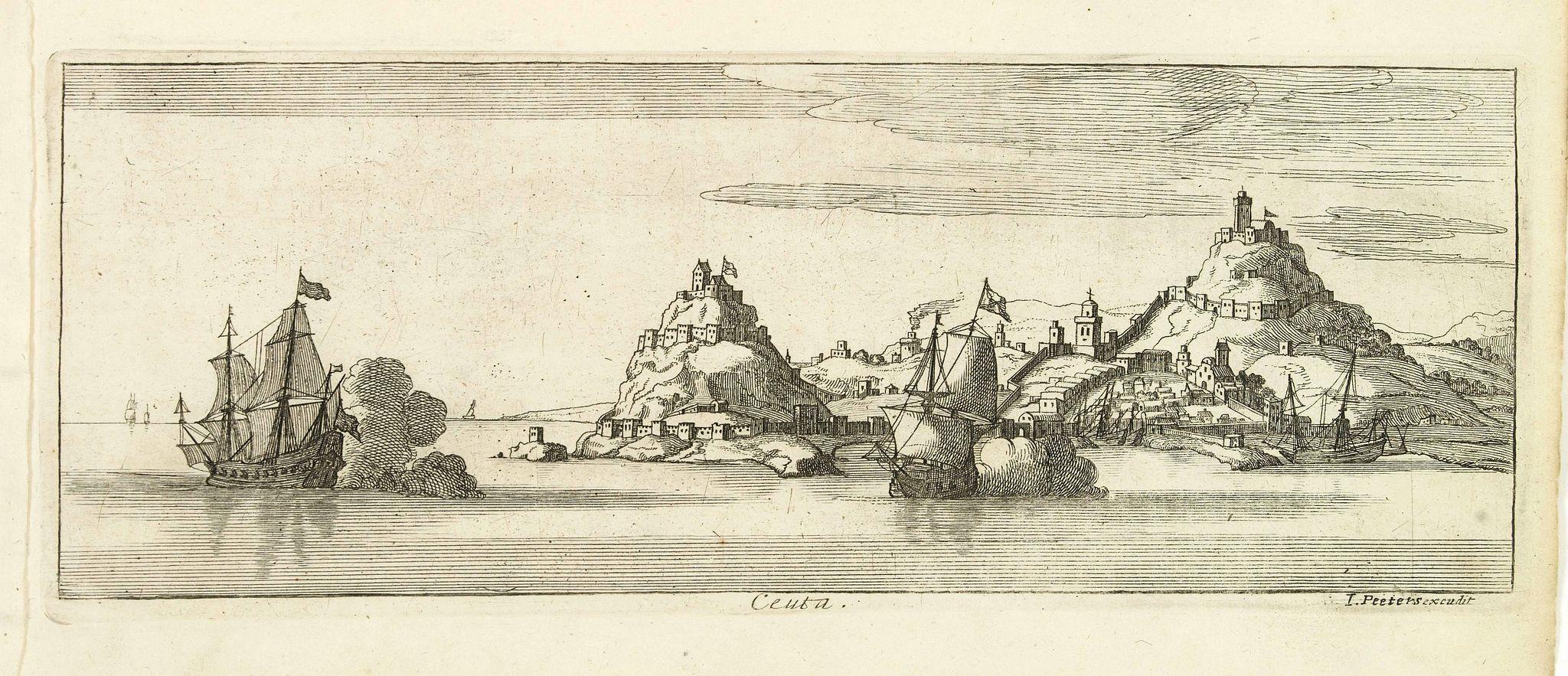 PEETERS, J. / BOUTTATS, G. -  Ceuta