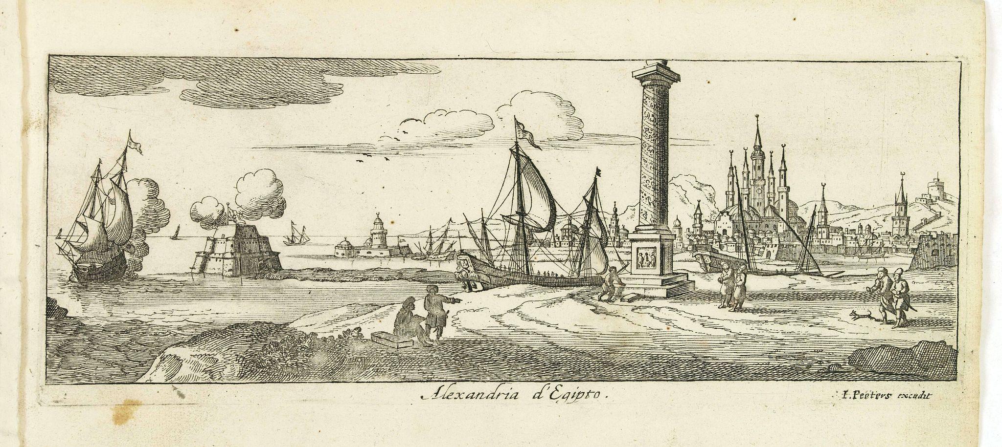 PEETERS, J. / BOUTTATS, G. -  Alexandria d