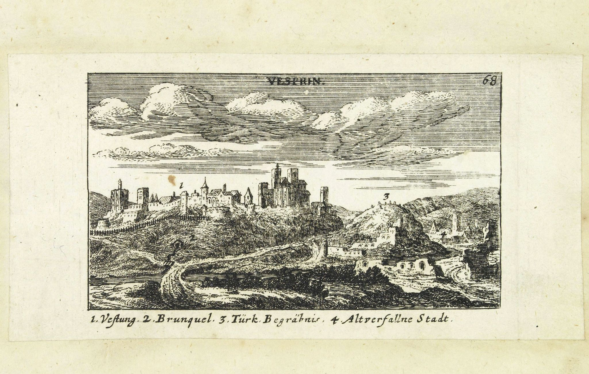 VON BIRKEN, S. -  Vesprin.