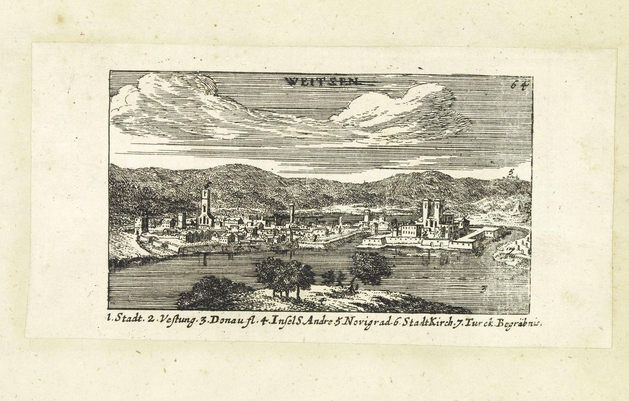 VON BIRKEN, S. -  Weitzen [Vác / Waitzen]