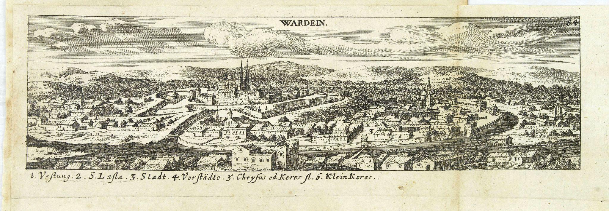 VON BIRKEN, S. -  Wardein.