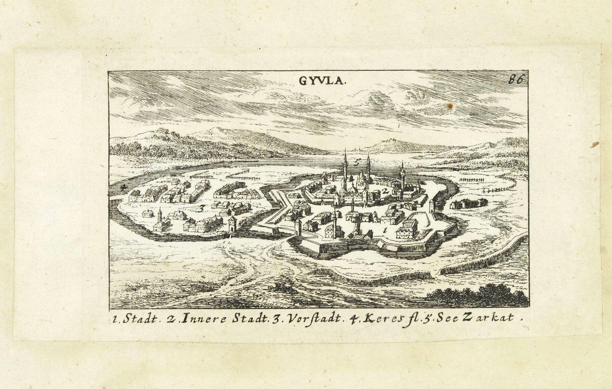 VON BIRKEN, S. -  Gyula.