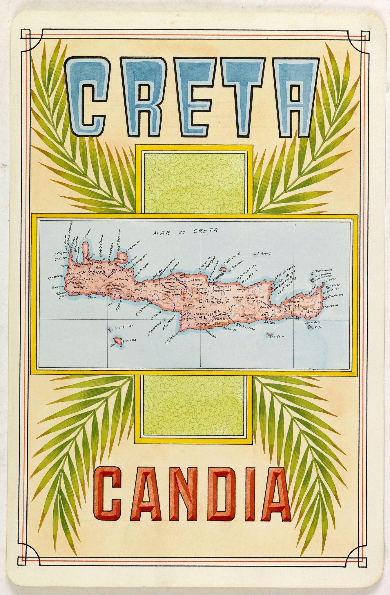 RAGGIO, Antonio F. -  Creta Candia