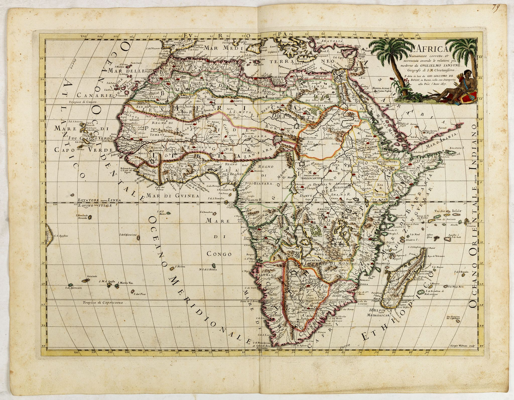 DE ROSSI, G. -  L'Africa…