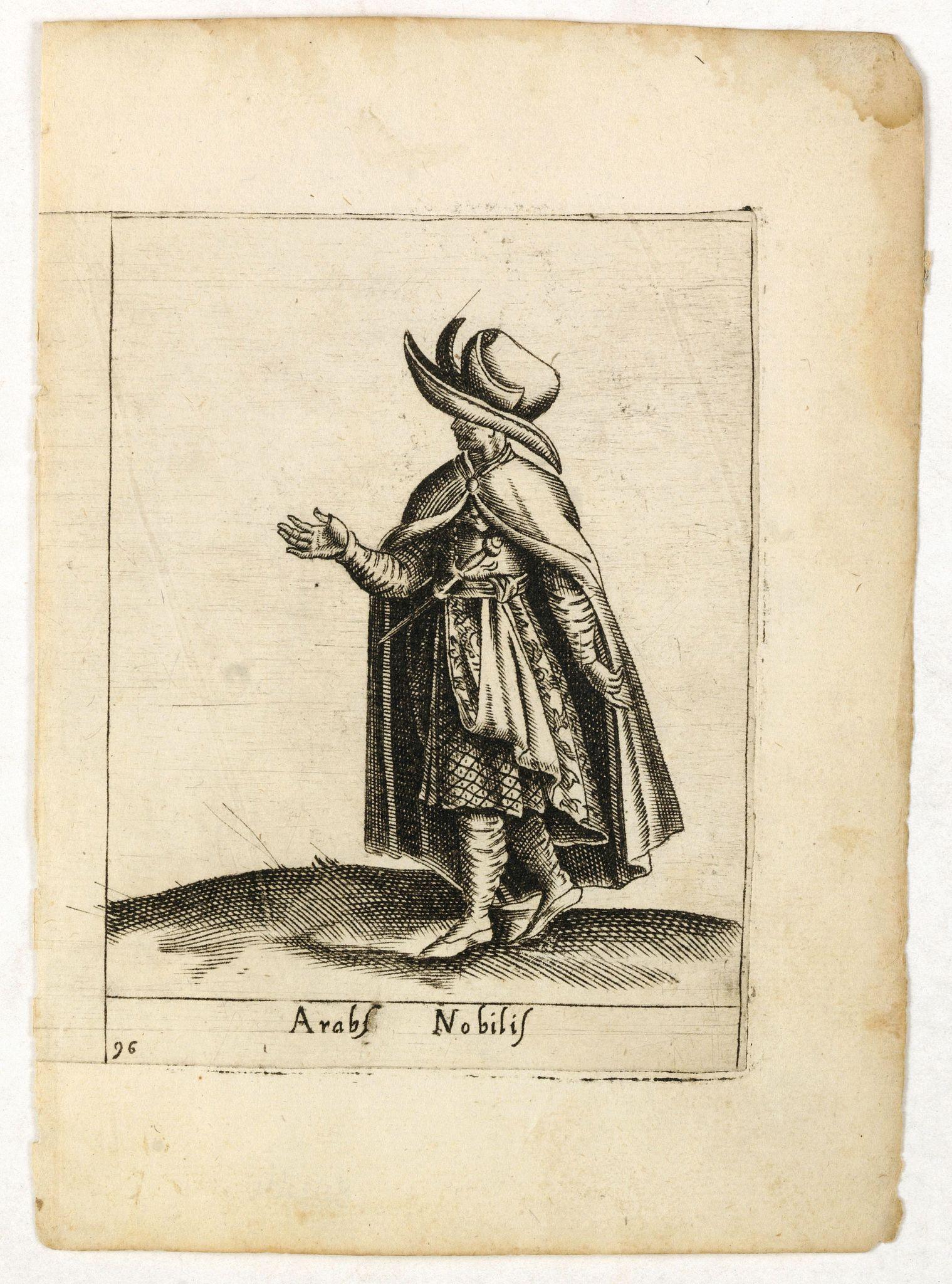 BERTELLI, P. -  Arabs Nobilis.