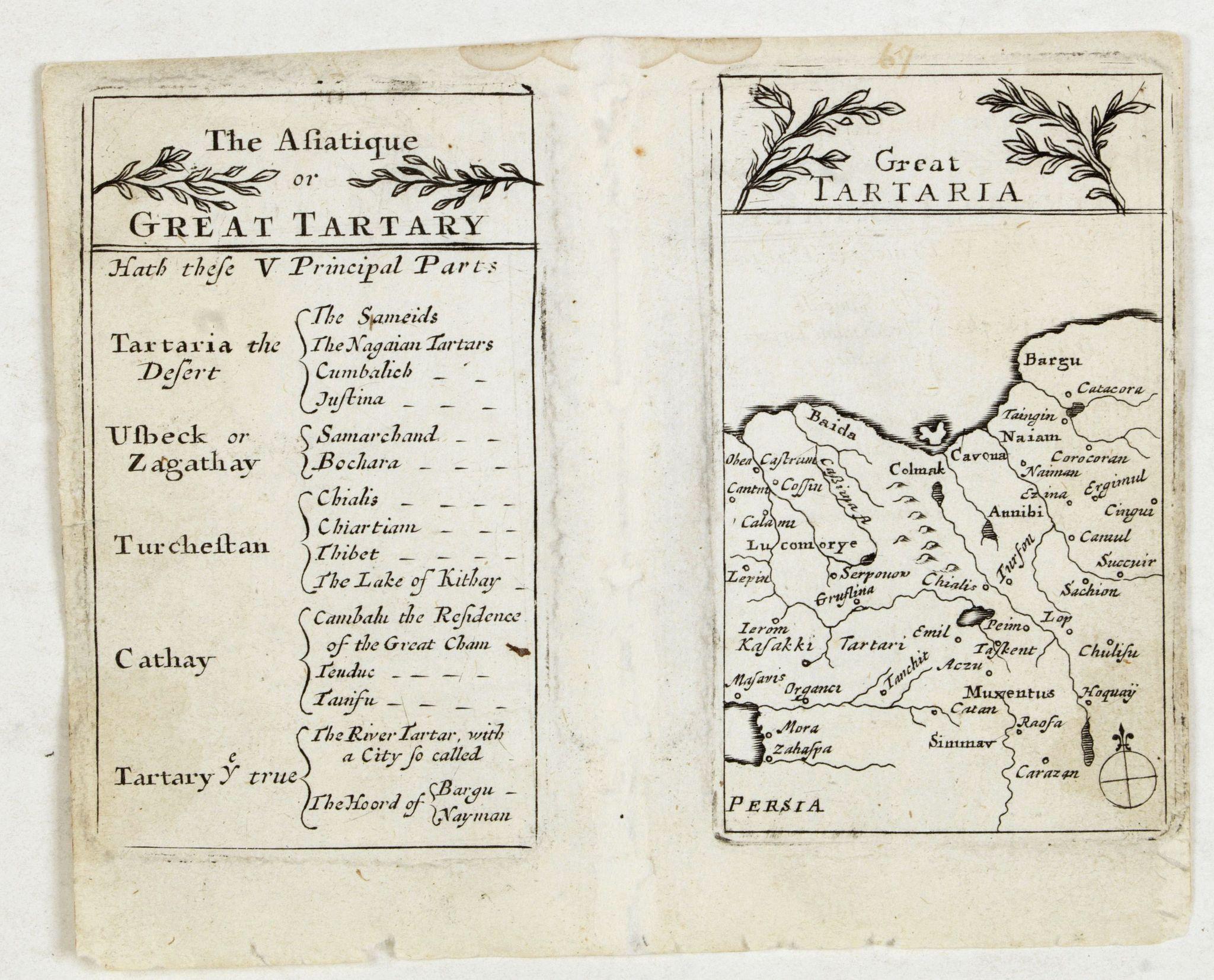 SELLER, John. -  Lesser Tartaria.