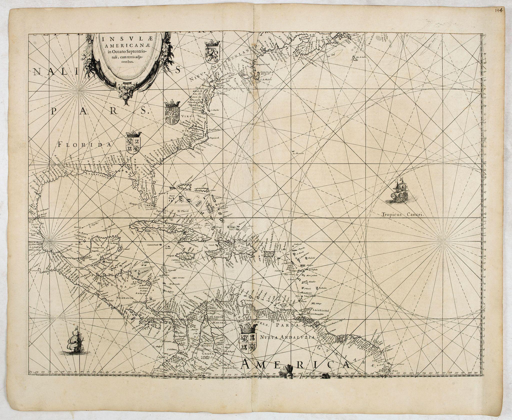Blaeu's Theatrum Orbis Terrarum (1634)