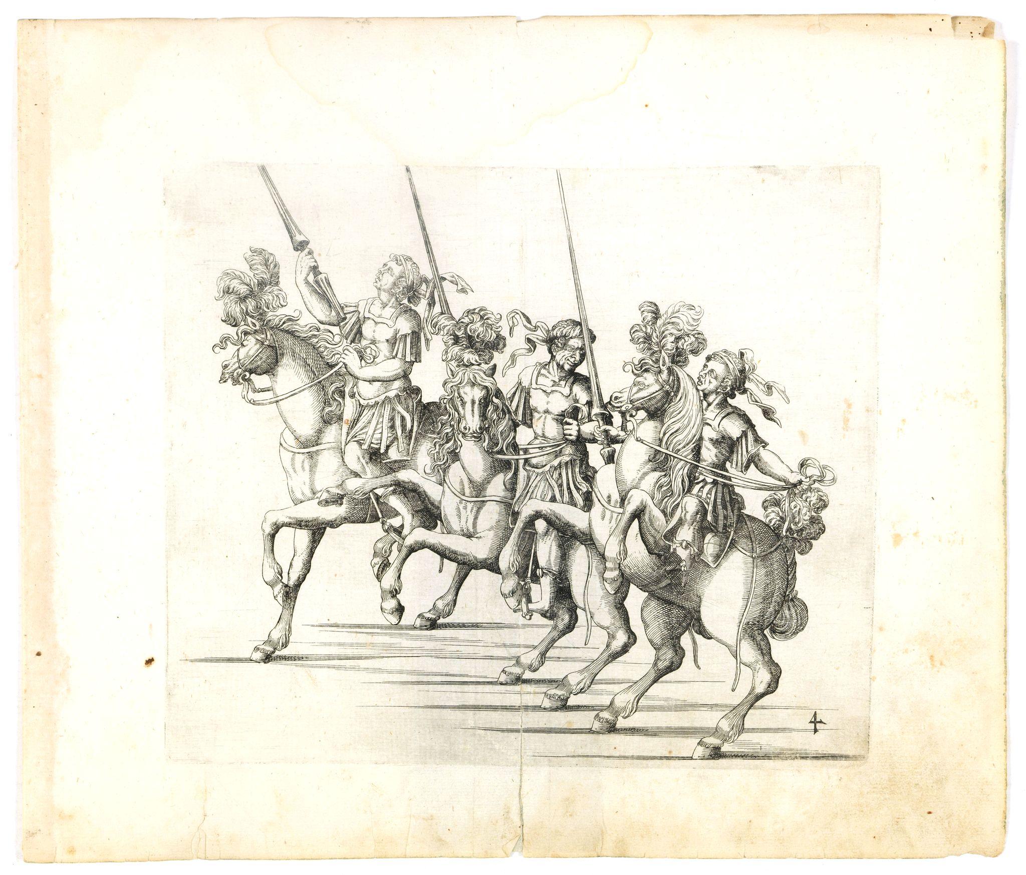 MERIAN, M. -  Aufzug des durchleuchtigsten hochgebornen Fürsten und Herren, Herren Friderichen Pfaltzgrafen bey Rhein.. .