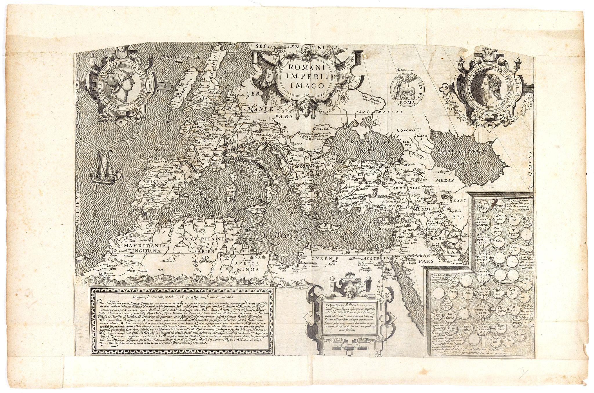 HONERVOGT, J. -  Romani Imperii Imago.