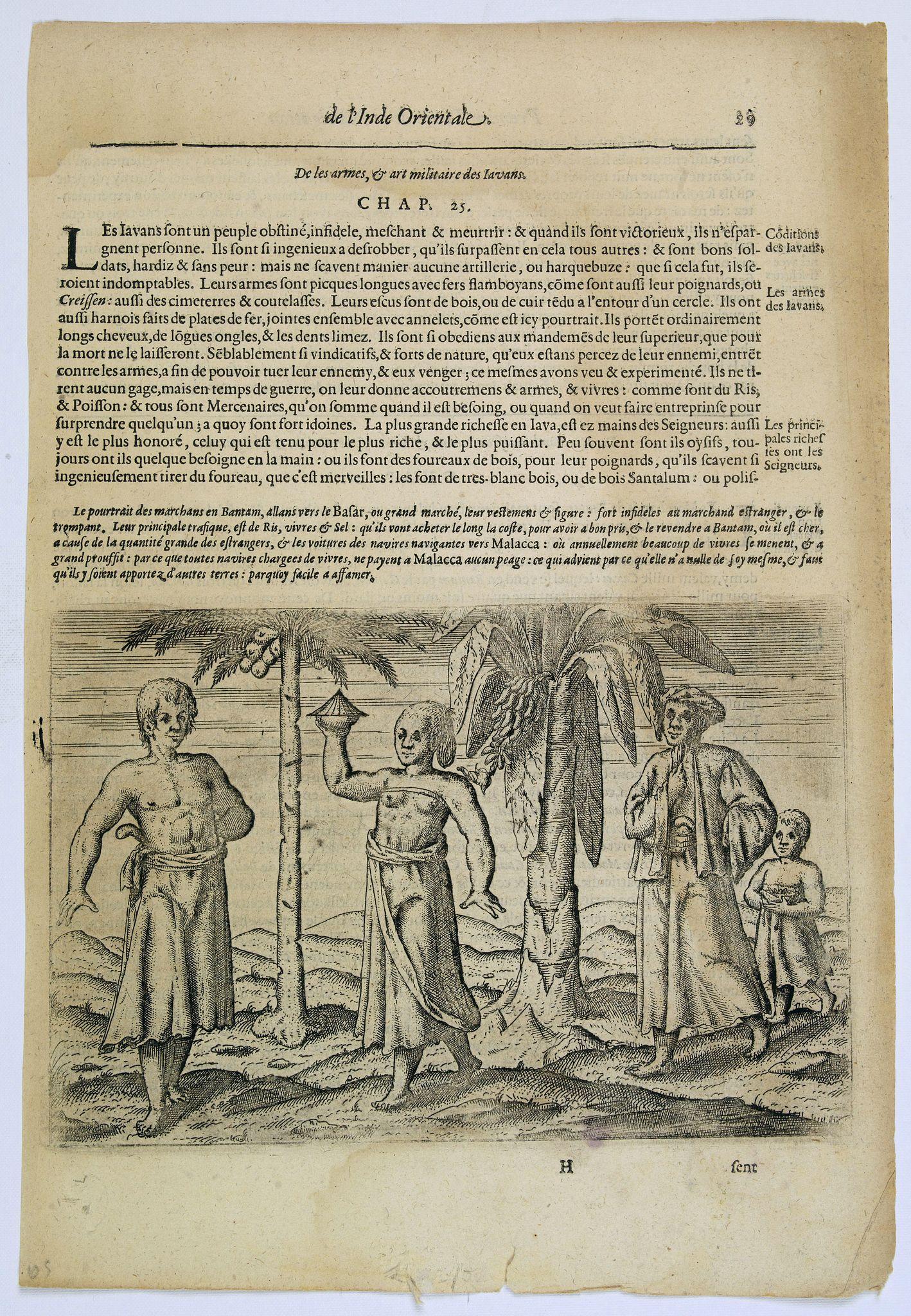 LODEWYCKSZ, Willem -  [Bantam].