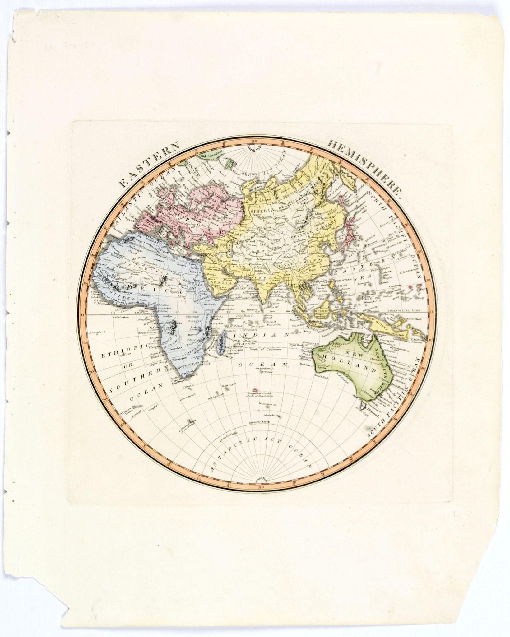 LUCAS, Fielding Jr. - Eastern Hemisphere.