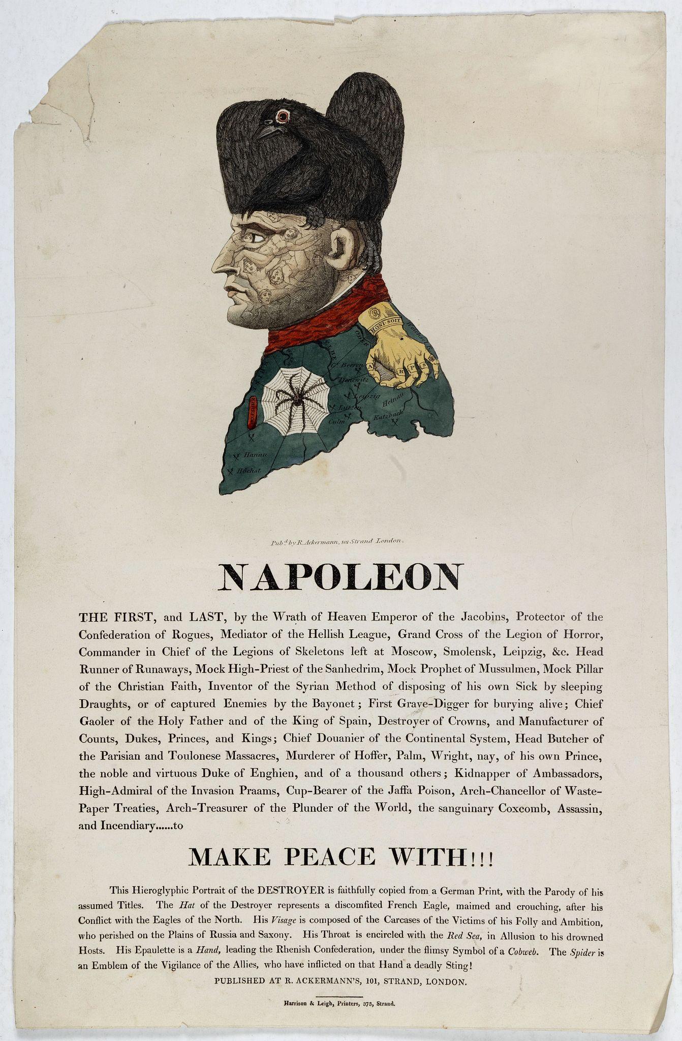 ACKERMANN, R. -  Napoleon.