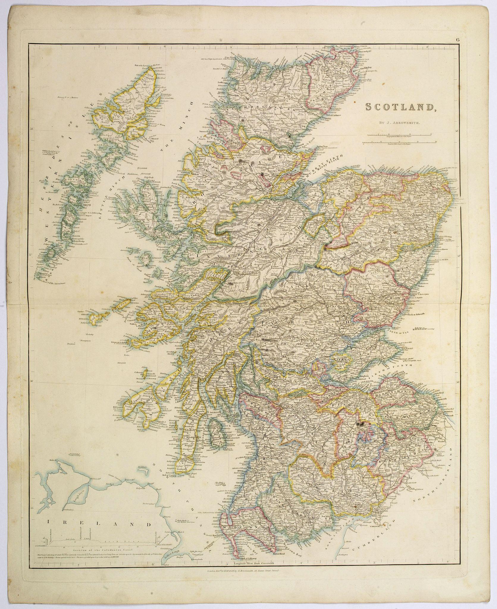ARROWSMITH, John -  Scotland.