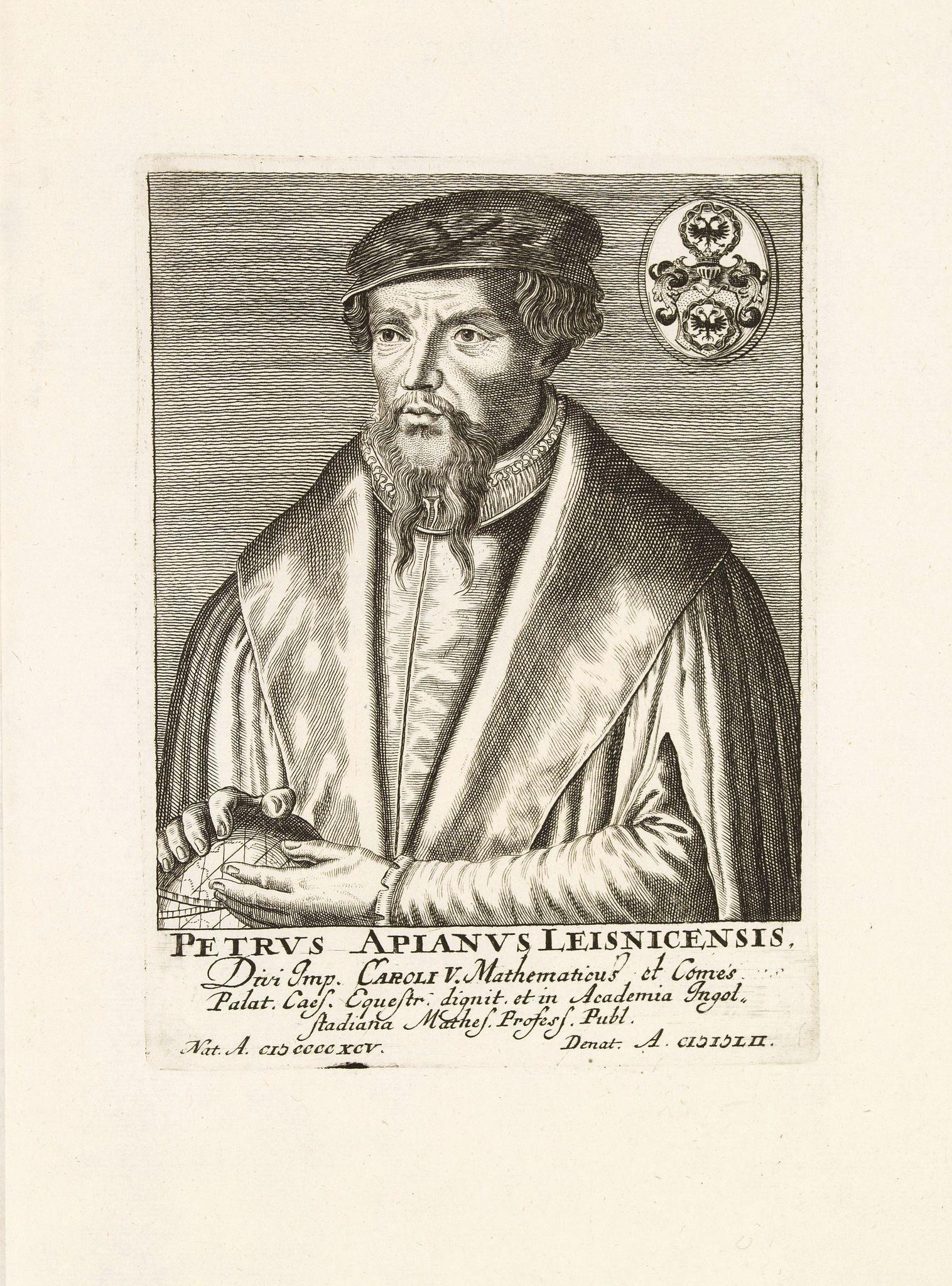 KILIAN, W. -  Petrus Apianus Leisnicensis.