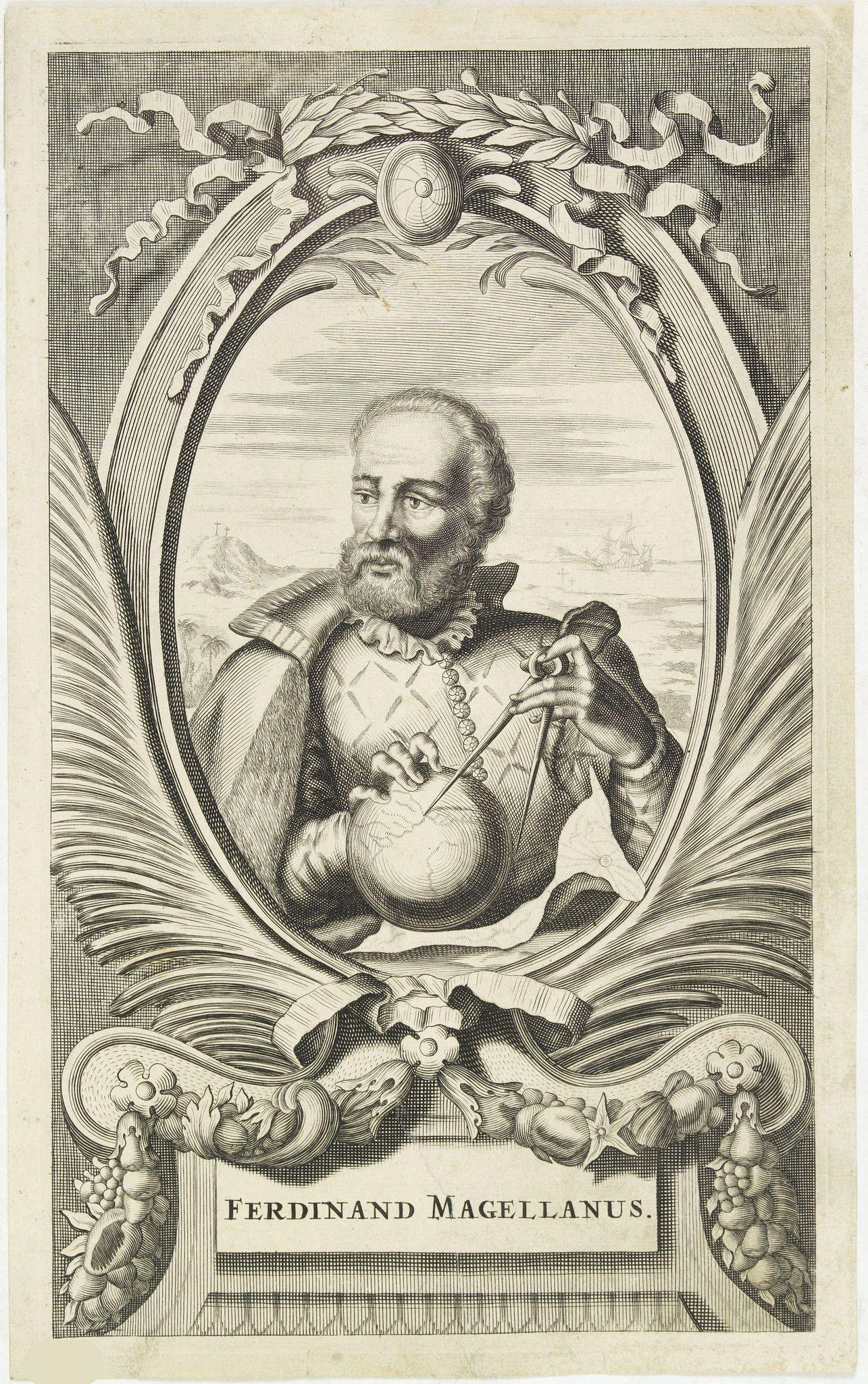 ANONYMOUS -  Ferdinand Magellanus.