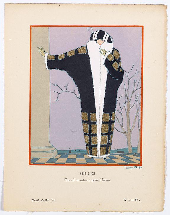 LE PAPE, G. -  Gilles.