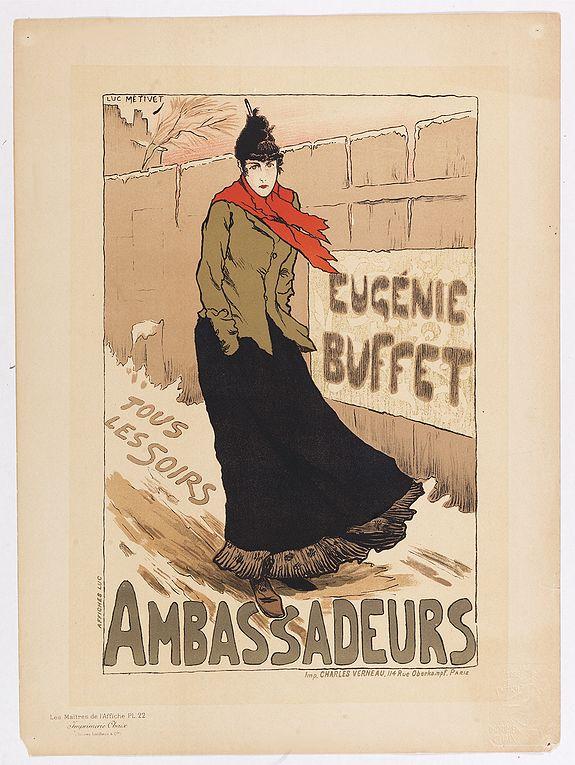 METIVET, L. - Ambassadeurs.