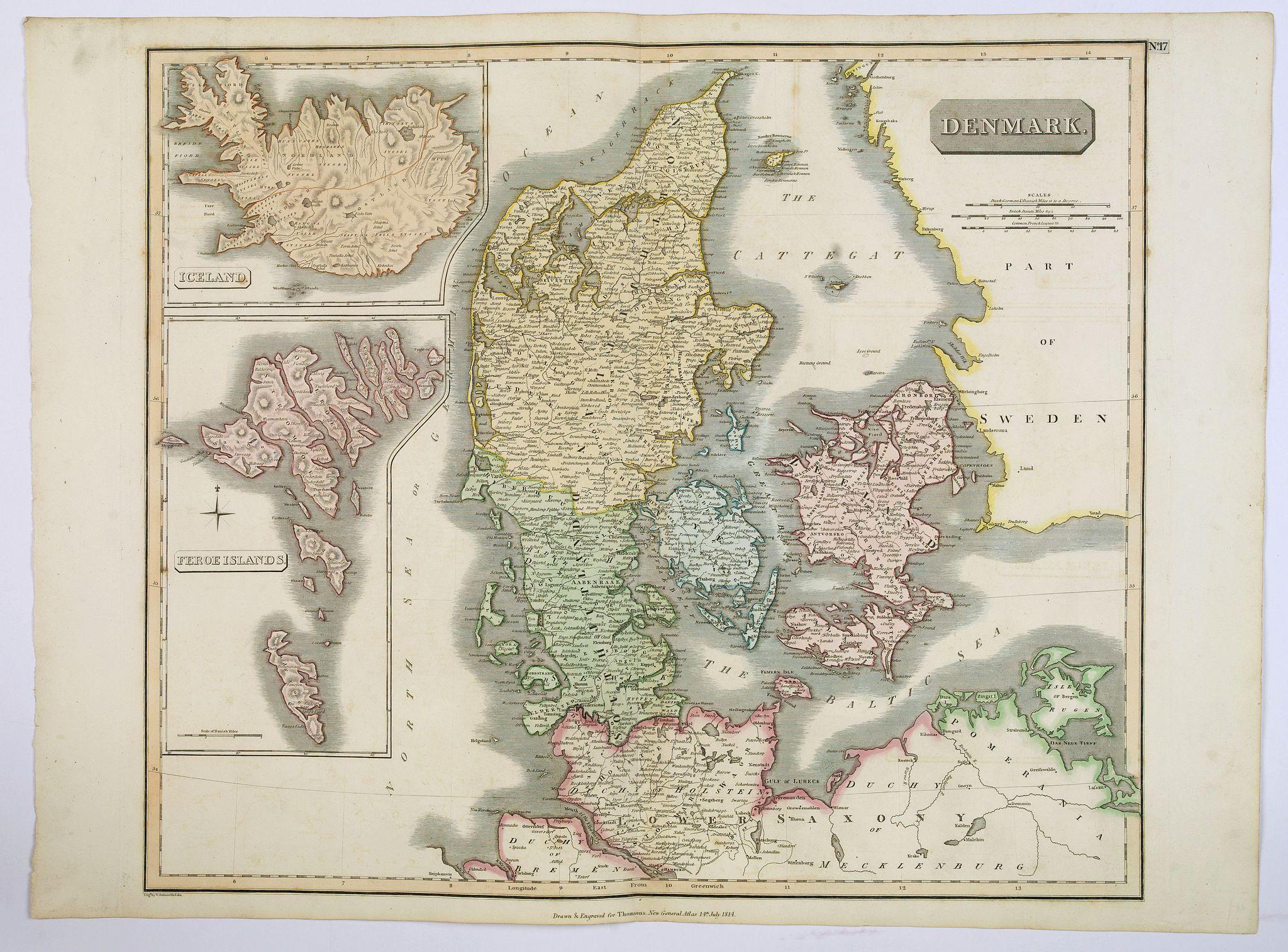 THOMSON, John. - Denmark.