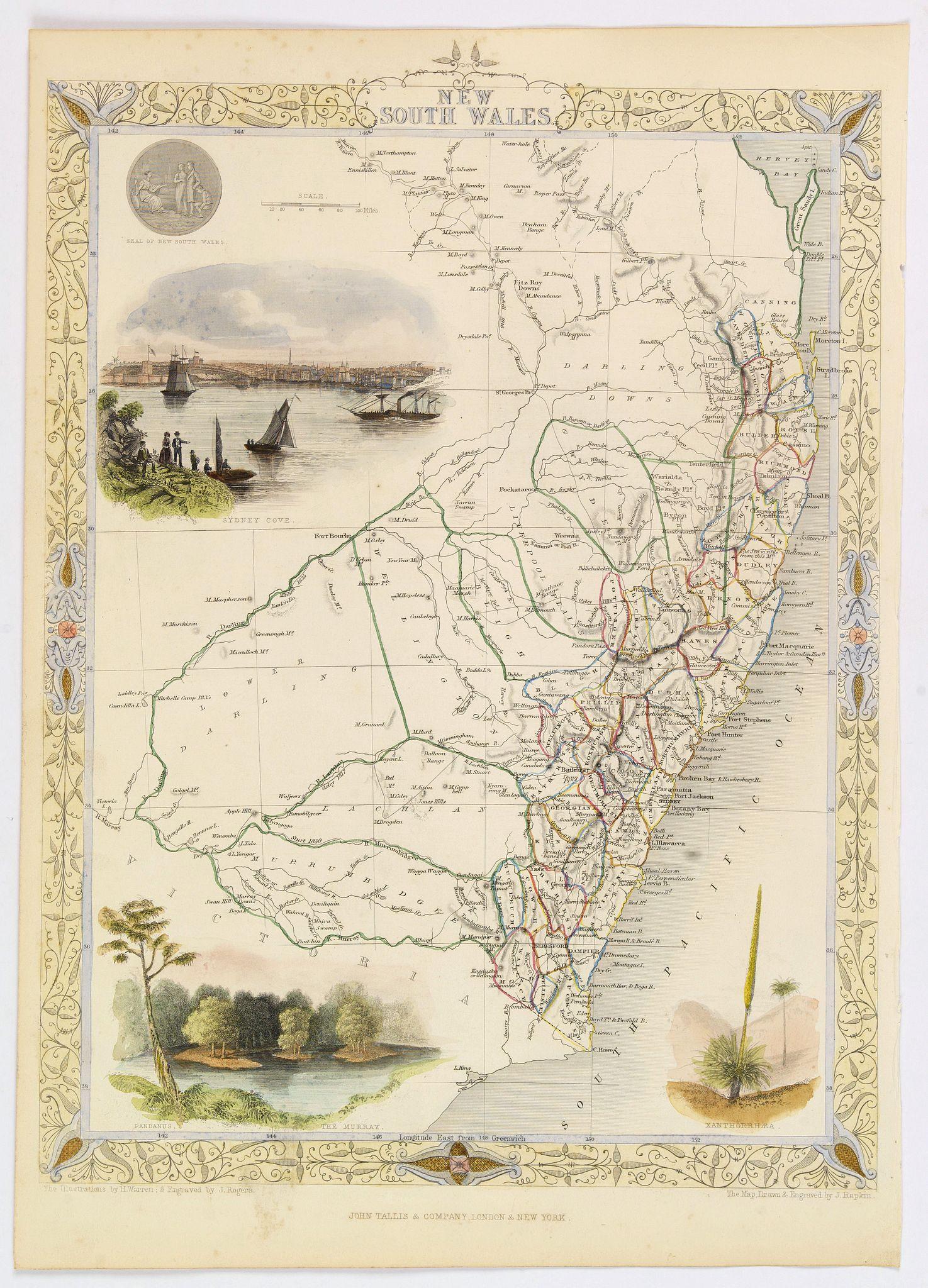 TALLIS, J. - New South Wales.